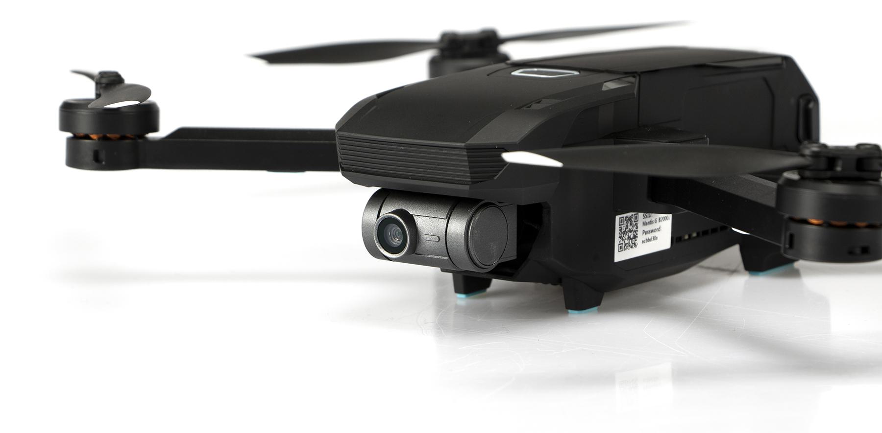 Mantis G dron sterowanie głosem